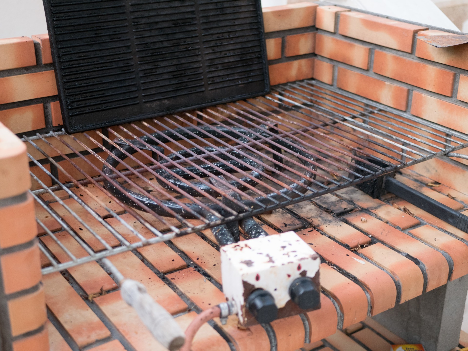 Gas Grill Repairs